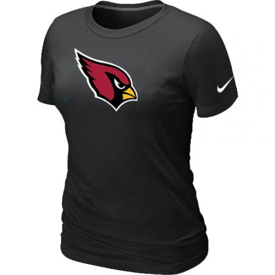 Nike Arizona Cardinals Women's Legend Logo Dri-FIT NFL T-Shirt Black