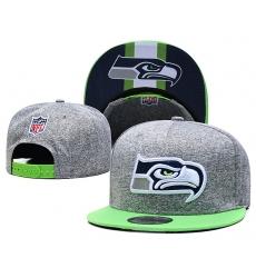 NFL Seattle Seahawks Hats-012