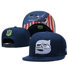 NFL Seattle Seahawks Hats-013
