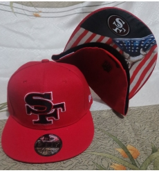 NFL San Francisco 49ers Hats-014
