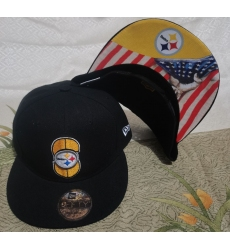 NFL Pittsburgh Steelers Hats-014