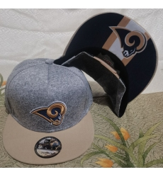 NFL Los Angeles Rams Hats-010