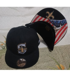NFL New Orleans Saints Hats-015