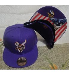 NFL Minnesota Vikings Hats 007