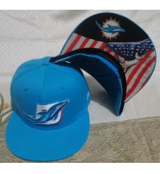 NFL Miami Dolphins Hats 010