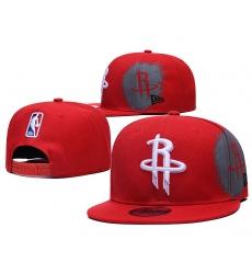 NBA Houston Rockets Hats 003