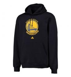 NBA Men's Adidas Golden State Warriors Logo Pullover Hoodie Sweatshirt - Navy