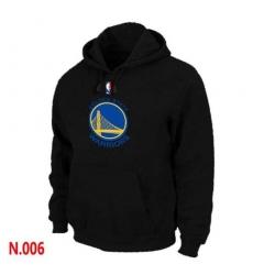 NBA Men's Golden State Warriors Pullover Hoodie - Black