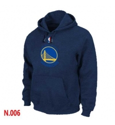 NBA Men's Golden State Warriors Pullover Hoodie - Navy