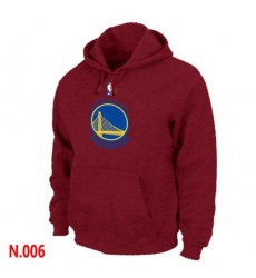 NBA Men's Golden State Warriors Pullover Hoodie - Red