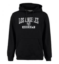 NHL Men's Los Angeles Kings Rinkside City Pride Pullover Hoodie - Black