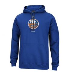 NHL Men's Reebok New York Islanders Primary Logo Pullover Hoodie - Royal Blue