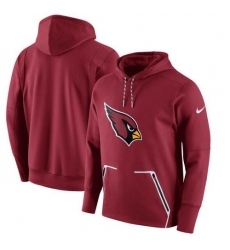 NFL Arizona Cardinals Nike Champ Drive Vapor Speed Pullover Hoodie - Red
