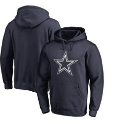 NFL Men's Dallas Cowboys Nike Navy Champ Drive Vapor Speed Pullover Hoodie
