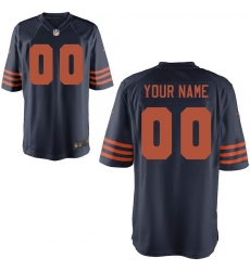 Nike Men's Chicago Bears Customized Throwback Game Jersey
