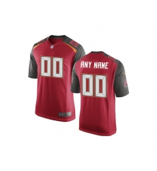 Youth Tampa Bay Buccaneers Nike Red Custom Game Jersey