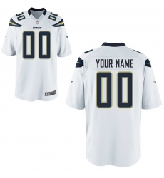 Nike Los Angeles Chargers Custom Youth Game J