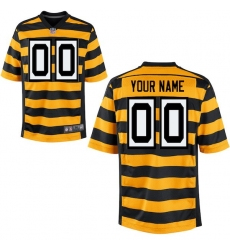 Nike Youth Pittsburgh Steelers Customized Alternate Game Jersey