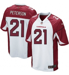 Youth Nike Arizona Cardinals #21 Patrick Peterson Game White NFL Jersey