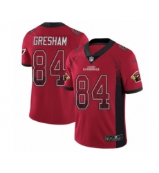 Men's Nike Arizona Cardinals #84 Jermaine Gresham Limited Red Rush Drift Fashion NFL Jersey