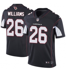 Youth Nike Arizona Cardinals #26 Brandon Williams Elite Black Alternate NFL Jersey